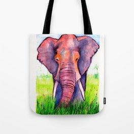 Elephant Tote Bag