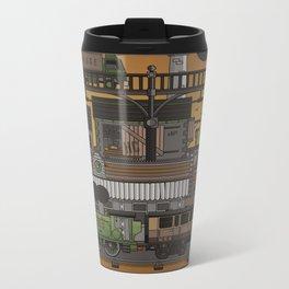 RailYard Metal Travel Mug