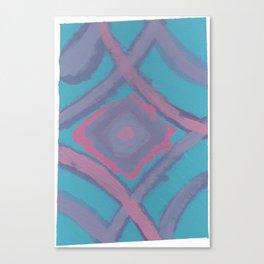 17 - Reverberated Inconsistencies Canvas Print