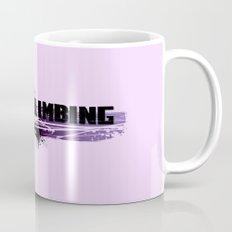 Rock Climbing - Female Coffee Mug