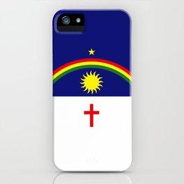 flag of Pernambuco iPhone Case