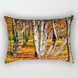 Nice Place for a Picnic Rectangular Pillow