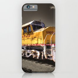 Union Pacific Centennial iPhone Case