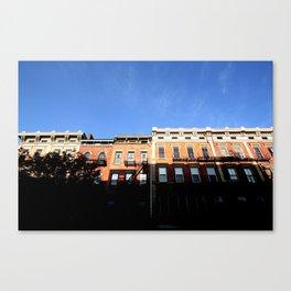 OTR Canvas Print