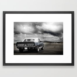 513 strikes again Framed Art Print