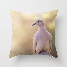 Dove Throw Pillow