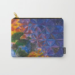 Pretty Little Planet Carry-All Pouch