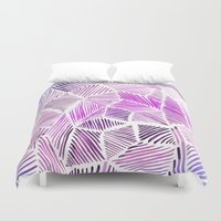 geo Duvet Covers featuring Geo by Alex Dehoff