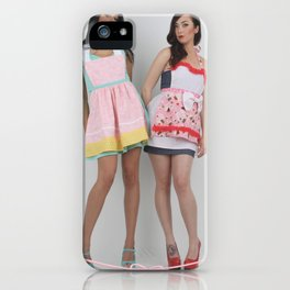 Twisted Little Dolls iPhone Case