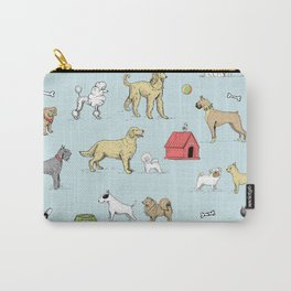 Perros Carry-All Pouch