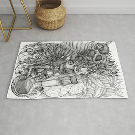 Witch Doctor Rug
