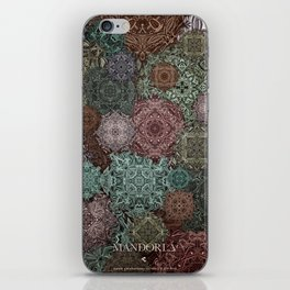Mandorla iPhone Skin
