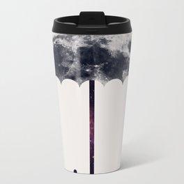 Space Umbrella II Metal Travel Mug