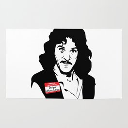 Hello, My Name is Inigo Montoya Rug
