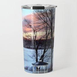 Winter Bliss Travel Mug