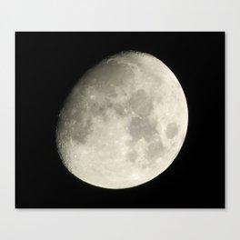 Lunar_1 Canvas Print
