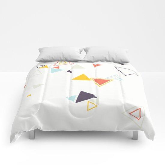 Kate Spade - Triangle Comforters