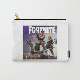 Fortnite Game Carry-All Pouch