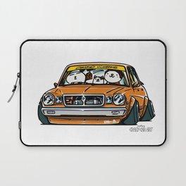 Crazy Car Art 0146 Laptop Sleeve