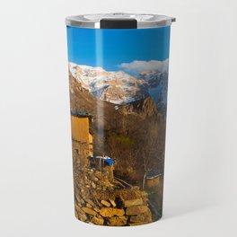 Sakran Village Travel Mug