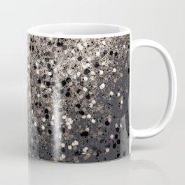 Sepia Glitter #1 #shiny #decor #art #society6 Coffee Mug