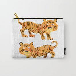chinese tiger Carry-All Pouch
