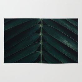 Green Leaves Rug
