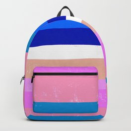 Stripes Galore 1 Backpack