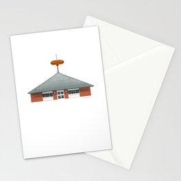 Hot Dog Shoppe - Warren Ohio 100 Stationery Cards