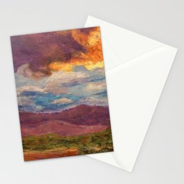 A Golden Moment Stationery Cards