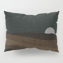 Moonrise (Sepia) Pillow Sham