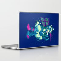muppet Laptop & iPad Skins featuring BIG BORG by BeastWreck