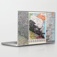 wisconsin Laptop & iPad Skins featuring Wisconsin by Ursula Rodgers