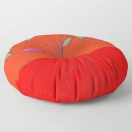 Surrealistic Bush Floor Pillow