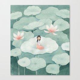 Thumbelina Canvas Print