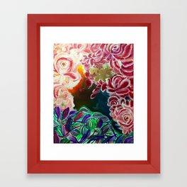 Ode To Creation Framed Art Print