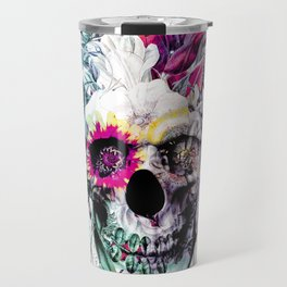 Skull Punk IV Travel Mug