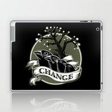 Darwin's Finches Laptop & iPad Skin