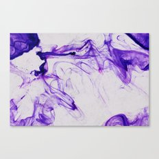 Scribble Canvas Print
