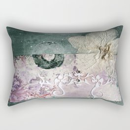 The Moth Orchid Rectangular Pillow
