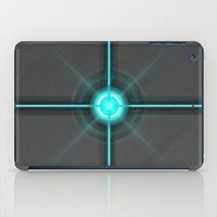 transistor iPad Cases featuring Transistor by Mf99k