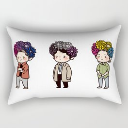 Pride Beans Rectangular Pillow