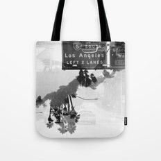Landscapes (35mm Double Exposure) Tote Bag