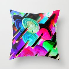 Randomize Throw Pillow