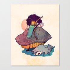 Sisters 1/5 Canvas Print