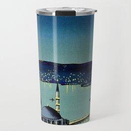 Golden Horn Istanbul Travel Mug