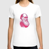 darwin T-shirts featuring Charles Darwin by axlandersson
