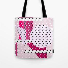 Hello City - Pink Dreams Tote Bag