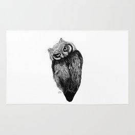 Scops Owl  Rug