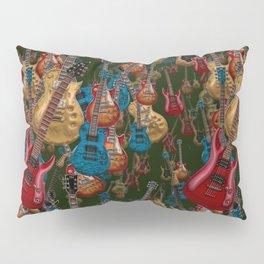 Guitars Pillow Sham